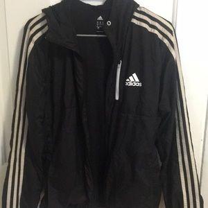 Adidas wind breaker jacket